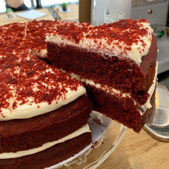 Read Velvet Cake