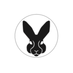 Black Rabbit Cafe logo
