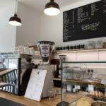 Black Rabbit Cafe interior