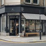 Black Rabbit Cafe from West Brompton Road