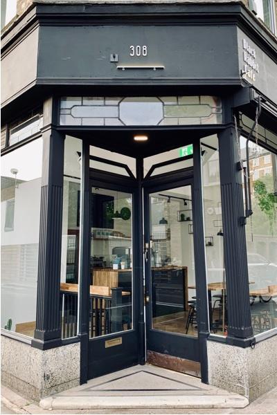 Black Rabbit Cafe 308 West Brompton Road